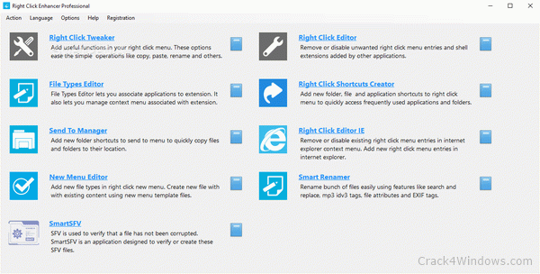 Right Click Enhancer Pro 4.5.6 Crack With serial key